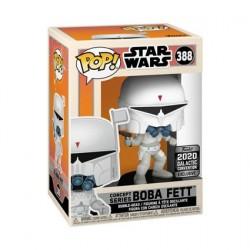 Figur Pop! Star Wars Galactic 2020 Boba Fett McQuarrie Concept Limited Edition Funko Online Shop Switzerland