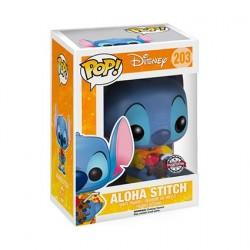 Figur Pop! Disney Lilo & Stitch Aloha Stitch Limited Edition Funko Online Shop Switzerland
