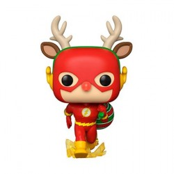 Pop! DC Comics Holiday The Flash Holiday Dash