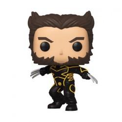 Figurine Pop! X-Men Wolverine In Jacket 20th Anniversary Funko Boutique en Ligne Suisse
