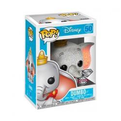 Figurine Pop! Diamond Disney Dumbo Glitter Edition Limitée Funko Boutique en Ligne Suisse