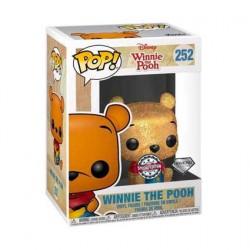 Figurine Pop! Winnie L'Ourson Diamond Glitter Edition Limitée Funko Boutique en Ligne Suisse