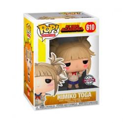 Figurine Pop! My Hero Academia Himiko Toga Edition Limitée Funko Boutique en Ligne Suisse