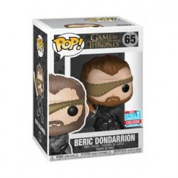 Figur Pop! NYCC 2018 Game of Thrones Beric Dondarrion with Flame Limited Edition Funko Online Shop Switzerland