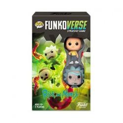 Figurine Pop! Funkoverse Rick et Morty Extension Jeu de Plateau Version Française Funko Boutique en Ligne Suisse