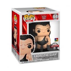 Figurine Pop! 15 cm WWE André Le Géant Edition Limitée Funko Boutique en Ligne Suisse