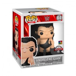 Figur Pop! 15 cm WWE André The Giant Limited Edition Funko Online Shop Switzerland