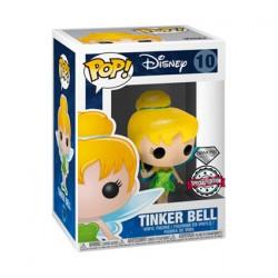 Figurine Pop! Diamond Disney Peter Pan Tinker Bell Glitter Edition Limitée Funko Boutique en Ligne Suisse