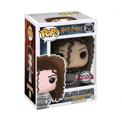 Figurine Pop! Harry Potter Bellatrix Lestrange Azkaban Outfit Edition Limitée Funko Boutique en Ligne Suisse