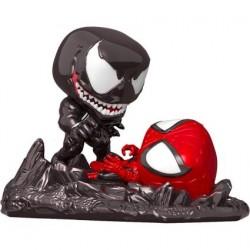 Figur Pop! Comic Moments Spider-Man Venom vs Spider-Man Metallic Limited Edition Funko Online Shop Switzerland
