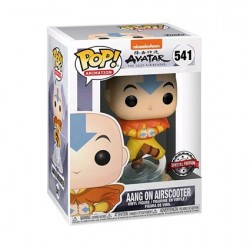 Figur Pop! Avatar The Last Airbender Aang on Bubble Limited Edition Funko Online Shop Switzerland