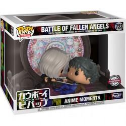 Figurine Pop! Anime Moments Cowboy Bebop Battle of the Fallen Angels Edition Limitée Funko Boutique en Ligne Suisse