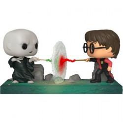 Figurine Pop! Movie Moments Harry Potter Harry vs Voldemort Funko Boutique en Ligne Suisse