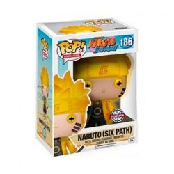 Figurine Pop! Phosphorescent Naruto Six Paths Edition Limitée Funko Boutique en Ligne Suisse