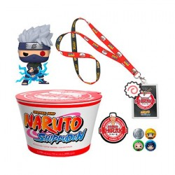 Figur Pop! Naruto Shippuden Kakashi & Noodles Exclusive Collector Box Limited Edition Funko Online Shop Switzerland