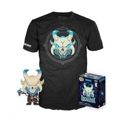 Figur Pop! Glow in the Dark and T-shirt Fortnite Ragnarok Limited Edition Funko Online Shop Switzerland