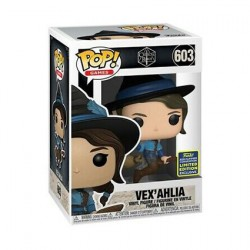 Figur Pop! SDCC 2020 Critical Role Vex'Ahlia on Broom Limited Edition Funko Online Shop Switzerland
