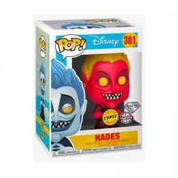 Figurine Pop! Disney Diamond Hercules Hades Glitter Chase Edition Limitée Funko Boutique en Ligne Suisse