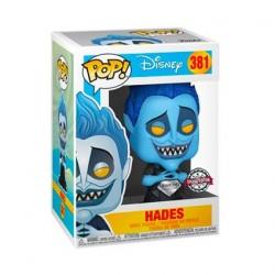 Figurine Pop! Disney Diamond Hercules Hades Glitter Edition Limitée Funko Boutique en Ligne Suisse
