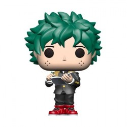 Figur Pop! My Hero Academia Deku in Middle School Uniform Funko Online Shop Switzerland