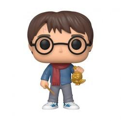 Figurine Pop! Harry Potter Holiday Harry Potter Funko Boutique en Ligne Suisse