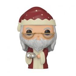 Figurine Pop! Harry Potter Holiday Albus Dumbledore Funko Boutique en Ligne Suisse