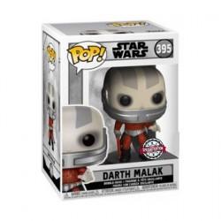 Figuren BESCHÄDIGTE BOX Pop! Star Wars Knights of the Old Republic Darth Malak Limitierte Auflage Funko Online Shop Schweiz