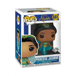 Figur Pop! Diamond Aladdin (2019) Princess Jasmine Limited Edition Funko Online Shop Switzerland