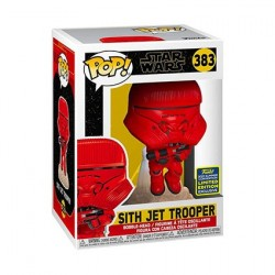 Figurine Pop! SDCC 2020 Star Wars Sith Jet Trooper Edition Limitée Funko Boutique en Ligne Suisse