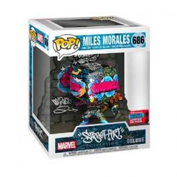 Figurine Pop! NYCC 2020 Spider-Man Miles Grafitti Deco Edition Limitée Funko Boutique en Ligne Suisse