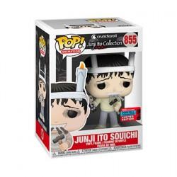 Figurine Pop! NYCC 2020 Junji Ito Souichi Edition Limitée Funko Boutique en Ligne Suisse