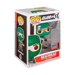 Figurine Pop! NYCC 2020 G.I Joe Beachhead Edition Limitée Funko Boutique en Ligne Suisse