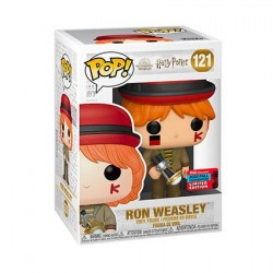 Figur Pop! NYCC 2020 Harry Potter Ron World Cup Limited Edition Funko Online Shop Switzerland