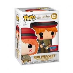 Figuren Pop! NYCC 2020 Harry Potter Ron World Cup Limitierte Auflage Funko Online Shop Schweiz