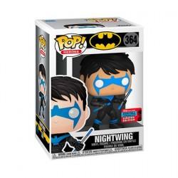 Figurine Pop! NYCC 2020 Batman Nightwing Edition Limitée Funko Boutique en Ligne Suisse