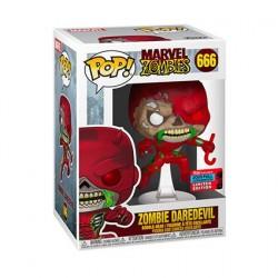 Figurine Pop! NYCC 2020 Marvel Zombies Daredevil Edition Limitée Funko Boutique en Ligne Suisse