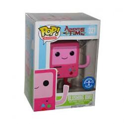 Figurine Pop! Adventure Time Pink BMO Edition Limitée Funko Boutique en Ligne Suisse