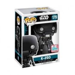 Figurine Pop! NYCC 2017 Star Wars Rogue One Action Pose K-2SO Edition Limitée Funko Boutique en Ligne Suisse