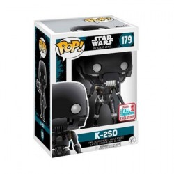 Figur Pop! NYCC 2017 Star Wars Rogue One Action Pose K-2SO Limited Edition Funko Online Shop Switzerland