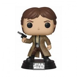 Figurine Pop! Star Wars Endor Han Solo Funko Boutique en Ligne Suisse