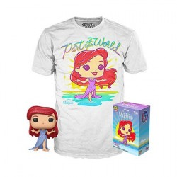 Figur Pop! Diamond and T-shirt Disney The Little Mermaid Limited Edition Funko Online Shop Switzerland