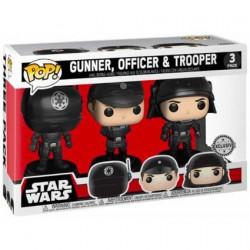 Pop! Star Wars Gunner, Officer & Trooper Limited Edition