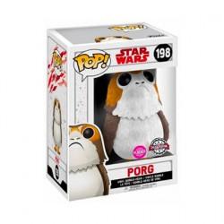 Figur Pop! Star Wars Porg Flocked Limited Edition Funko Online Shop Switzerland