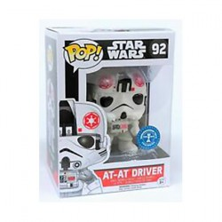 Pop! Movies Star Wars AT AT Driver Limited Edition