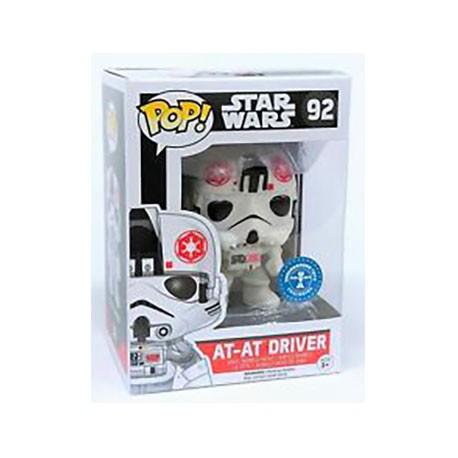 Figurine Pop! Movies Star Wars AT AT Driver Edition Limitée Funko Boutique en Ligne Suisse