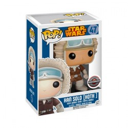 Figur Pop! Movies Star Wars Han Solo Hoth Outfit Limited Edition Funko Online Shop Switzerland