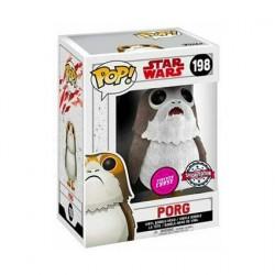 Figur Pop! Flocked Star Wars Porg Chase Limited Edition Funko Online Shop Switzerland