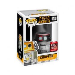 Figurine Pop! Galactic Convention 2017 Star Wars Rebels Chopper Imperial Disguise Edition Limitée Funko Boutique en Ligne Suisse