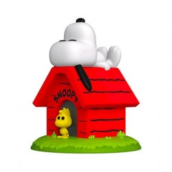 Figur Pop! Peanuts Snoopy on Doghouse Deluxe Funko Online Shop Switzerland