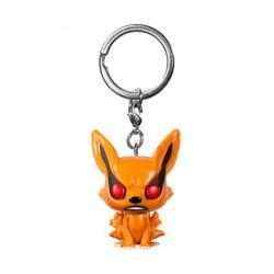 Figurine Pop! Pocket Porte Clés Naruto Shippuden Kurama Edition Limitée Funko Boutique en Ligne Suisse